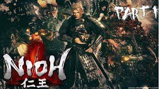Nioh Defiant Honor Часть 1 Возвращение Самурая