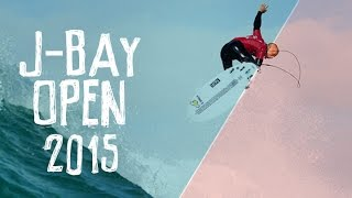 Kelly Slater - J-Bay Open 2015 - Primera Ronda