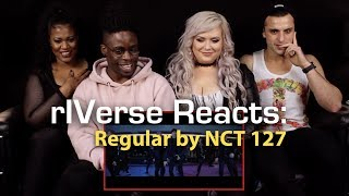 rIVerse Reacts: Regular by NCT 127 - M/V Reaction