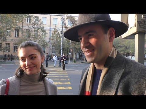 Ереван, Гуляем, общаемся, 10.11.19, Su, Video-1.