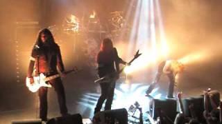 Arch Enemy - Snow Bound + Nemesis ( Holland 2009 )