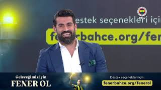 #FENEROL   T.D. Ersun Yanal, Kaptanlarımız Volkan Demirel Mehmet Topal Hasan Ali Kaldırım