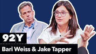 Bari Weiss in Conversation with Jake Tapper: How to Fight Anti-Semitism