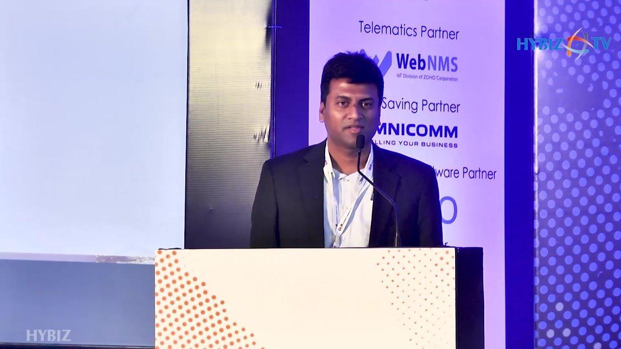 Rajesh Kumar M - Ramco Logistics Practice   Global Logistics Show 2019  Hyderabad
