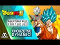 Download Dragon Ball Super - Abertura 1 Completa (Português PT BR) - Chouzetsu Dynamic!