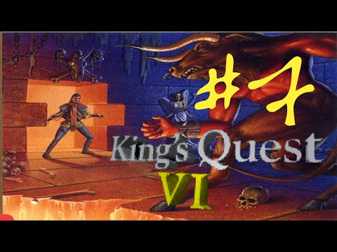 Let's Play King's Quest VI: Pt.7: Isle of the Sacred Mountain