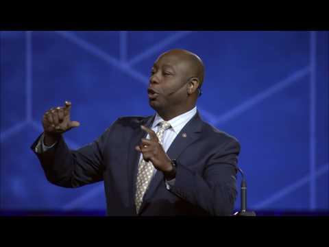 Senator Tim Scott - Western Conservative Summit 2017