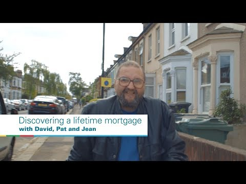 Discovering a lifetime mortgage with David, Pat and Jean