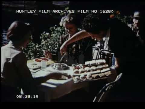 Spectacular Switzerland, 1960s - Film  16280
