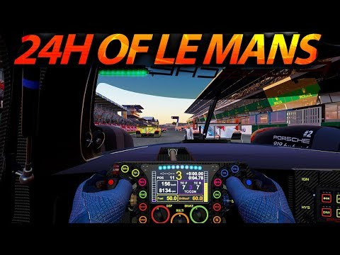 Project Cars 2: 24h of Le Mans in 20 Minutes (Spirit Of Le Mans DLC)