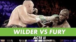 Wilder VS Fury II - Les Meilleurs Moments