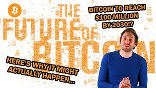 The Future of Bitcoin - Why 1 BTC Might Reach $100 Million by 2030