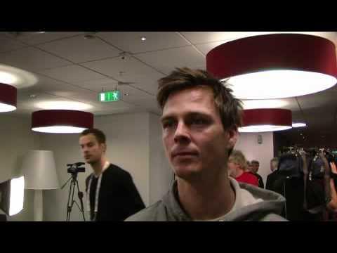 VM2011 - 17-01-2011 - Hans Lindberg i Ja-nej-interview.flv