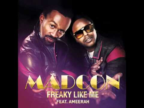 Freaky Like Me (feat. Ameerah) [Main Mix] - Madcon [HQ]