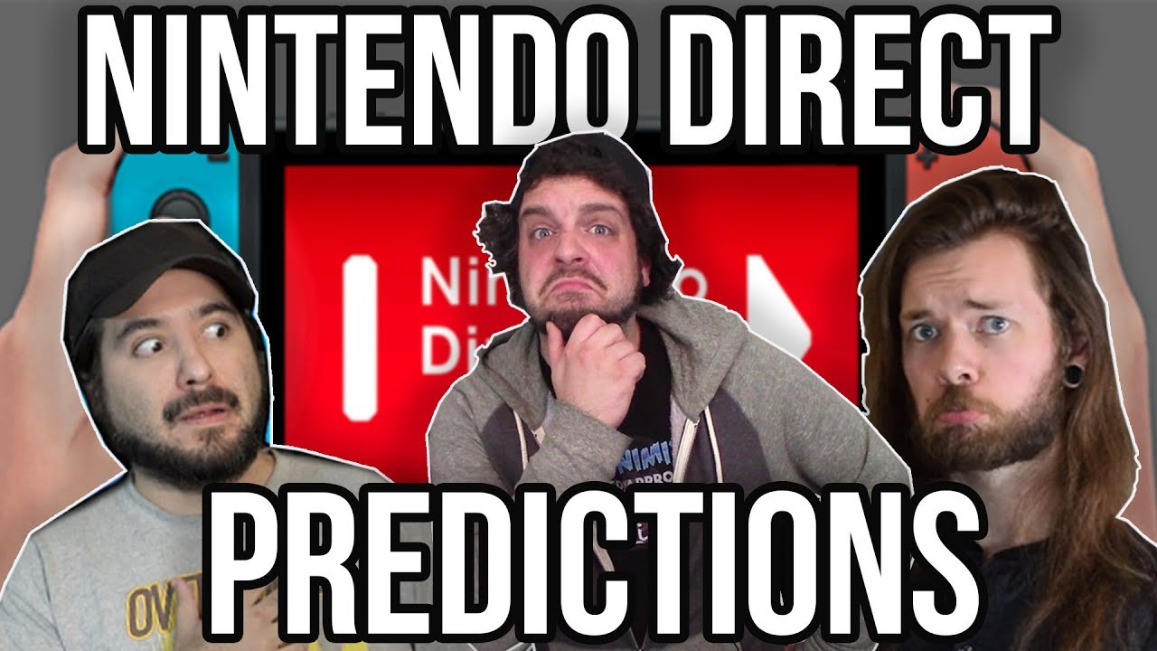 All The New Switch Games Announced In Nintendo Direct January 2018
