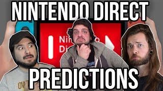 Nintendo Direct Predictions with BeatEmUps and 8-Bit Eric | RGT 85
