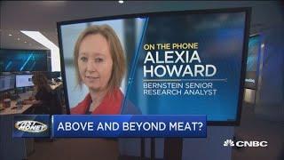 Beyond Meat has path to dominate $40 billion market in 10 years: Bernstein