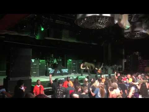 "CRYPTOPSY ""Phobophile"" Live At 70,000 Tons of Metal  