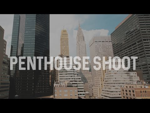 Filming at a Penthouse in Manhattan | VLOG 3