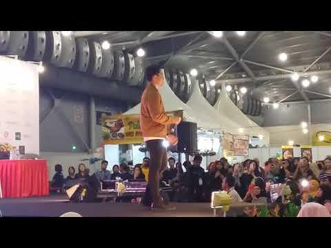 Luluh *Khai Bahar* 15/09/2017 (Singapore Expo Megaxpress2017,KingOfSmule)