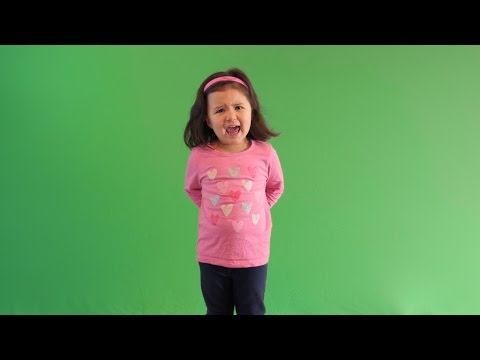 A three year old delivers the most intense motivational speech of all-time