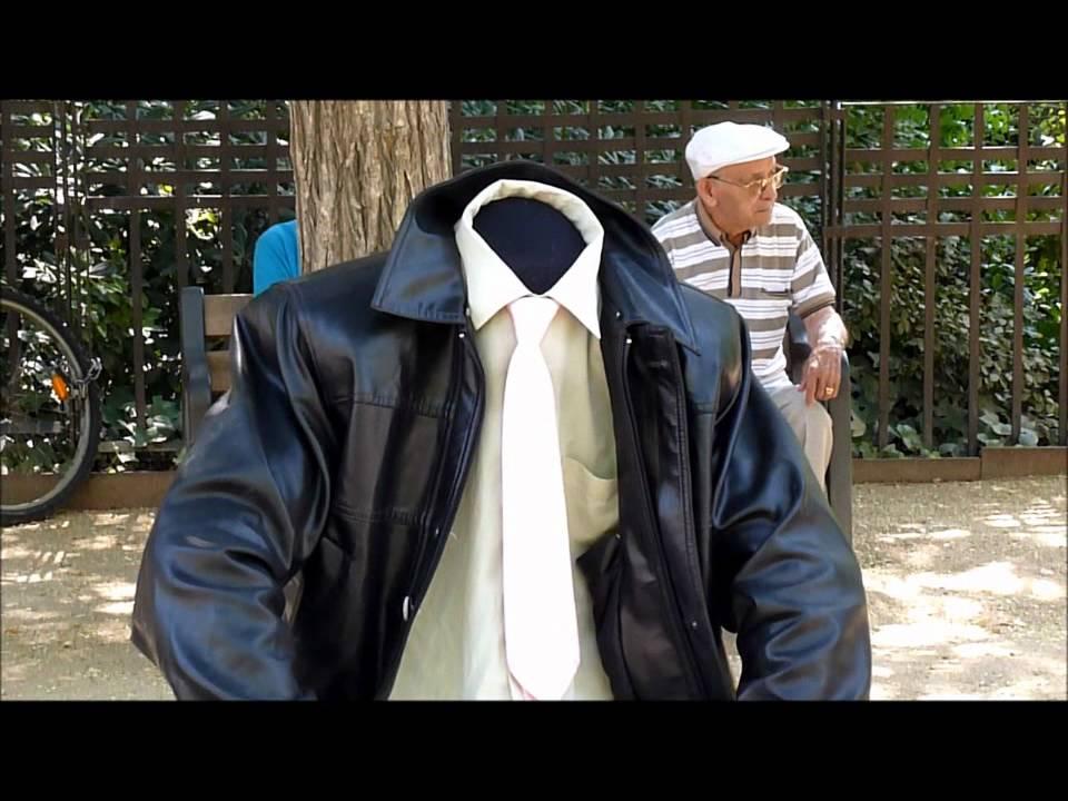 Hombre Sin Cabeza Youtube - Disfraces-sin-cabeza