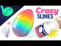 watch he video of 5 Crazy DIY Slimes You've NEVER Seen Before!!! Fun ASMR Slime Ideas!