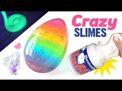 5-crazy-diy-slimes-you've-never-seen-before!!!-fun-asmr-slime-ideas!