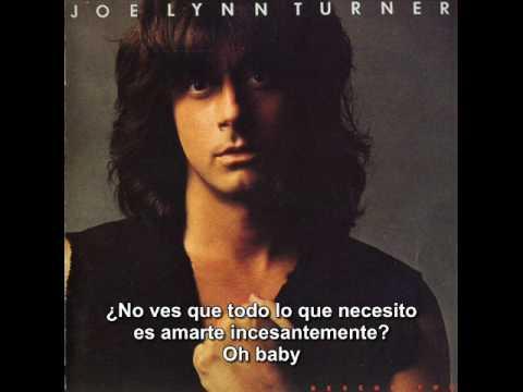 Joe Lynn Turner Endlessly subtitulado