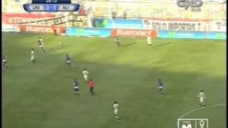 Universitario 1-0 Alianza Lima : 1er Tiempo Partido Completo Copa Movistar 23 JUNIO 2013