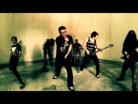 """She Comes to Bury - """"The Triumph of Misery"""" Official Music Video"""