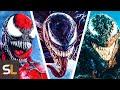 Todos Os Poderes Dos Simbiontes Da Marvel Explicados