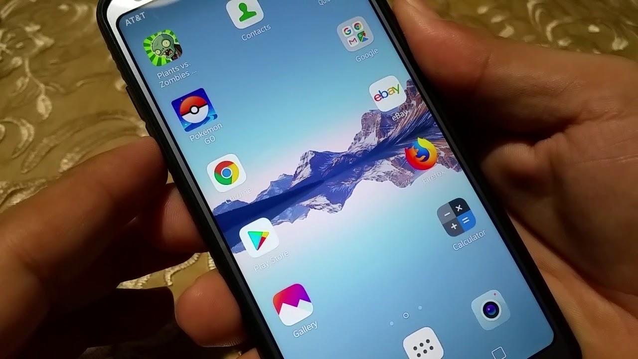 screenshot android lg6