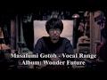 Capture de la vidéo Masafumi Gotoh (Asian Kung-Fu Generation) Vocal Range/声域 - Album: Wonder Future ( 2015)