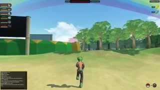 Planet Pokemon MMO Gameplay