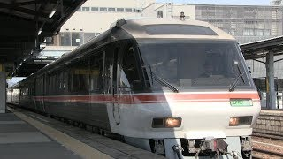 JR高山本線 高山駅 キハ85系(ひだ)