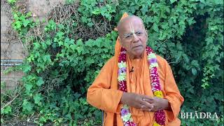 Bhadra Campaign 2019 -  Gopal Krishna Maharaj encourages us to spread the Bhagavatam! (Hindi)
