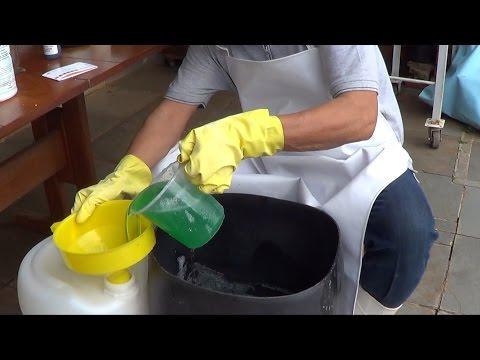 Detergente - Como Fazer (O Principiante)
