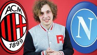 Милан - Наполи | Прогноз на Серию А