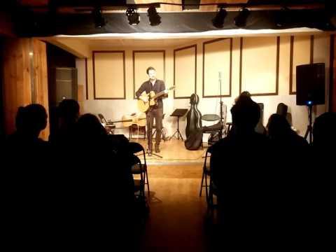 Dave Beck - If you build it @Camarata Music Studio