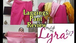 Laggings pant review in Hindi unboxing