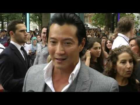 Will Yun Lee Interview - The Wolverine World Premiere - YouTube