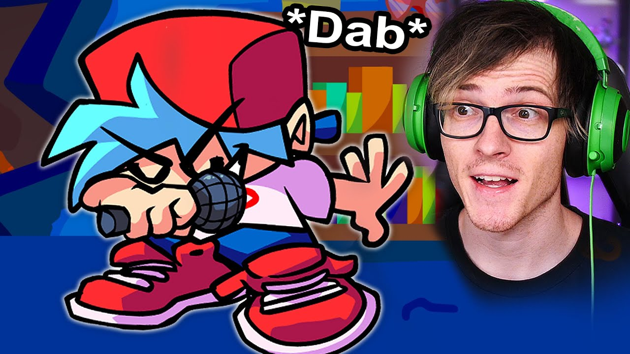 Boyfriend does a Dab... That's the title