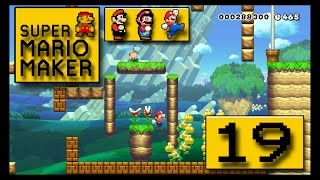 Let´s Play Super Mario Maker Part 19 (100 Mario H.Normal!) German
