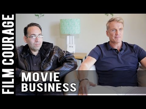 9 Truths About The Movie Business by Dolph Lundgren & Mike Mendez