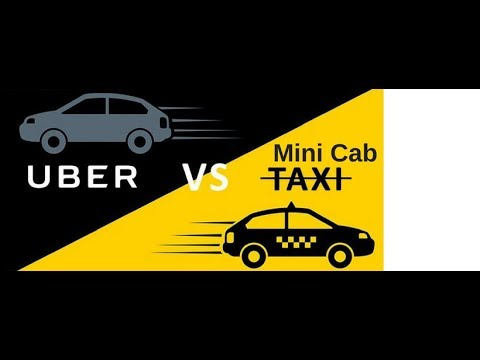 Uber Vs Mini Cab which one is best?