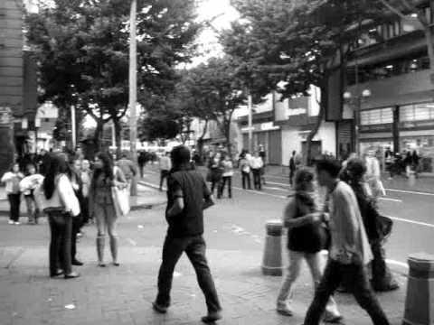 Bogotá D.C. l Grand Beloved City l The Saxo Man l Clip 001
