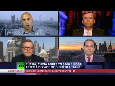 CrossTalk: Bleeding Ukraine
