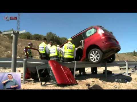 מבט - הסיפורים האנושיים מאחורי הסטטיסטיקה של תאונות הדרכים