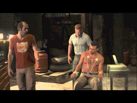 GTA V: Trevor Torcher Burtal